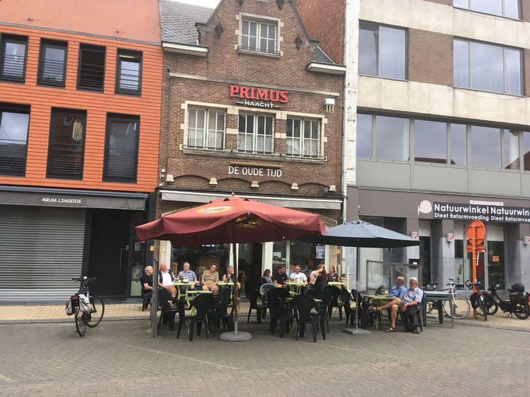 Café De Oude Tijd