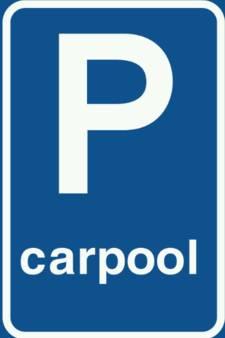 Extra carpoolplaats A28 bij De Koperen Hoogte