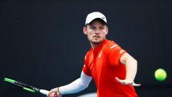 Goffin moet eerste set prijsgeven, maar raakt nadien onder stoom en staat in derde ronde Australian Open