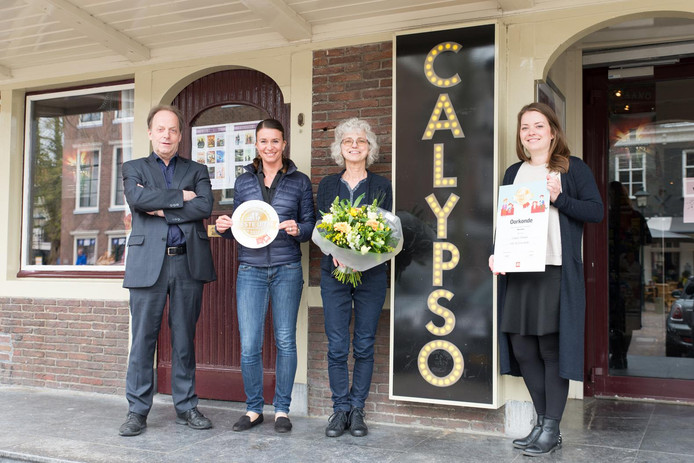 Het Calypso Theater in de categorie bioscopen.