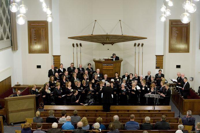 Een concert in de Hervormde kerk in Ochten