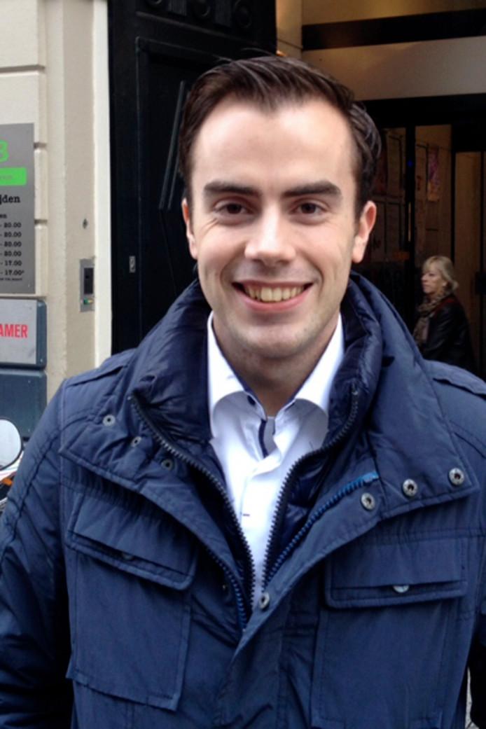 Mike van der Geld D66.
