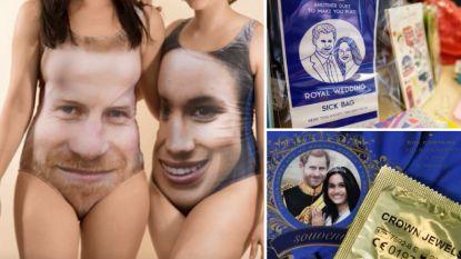 Van kotszakjes tot badpakken: de gekste gadgets van Harry en Meghan
