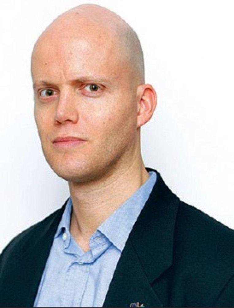 Jeroen Bult is historicus, gespecialiseerd in Estland, Letland en Litouwen. Beeld