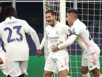 Eden Hazard wijst Real de weg tegen onmachtig Inter dat in de steek wordt gelaten door Arturo Vidal