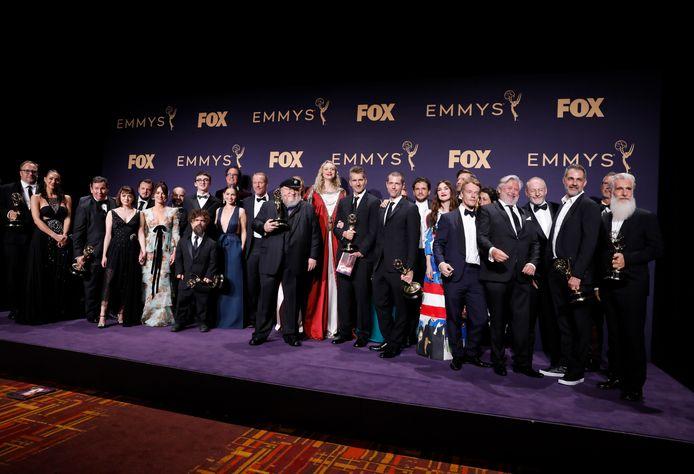 De cast van Game of Thrones