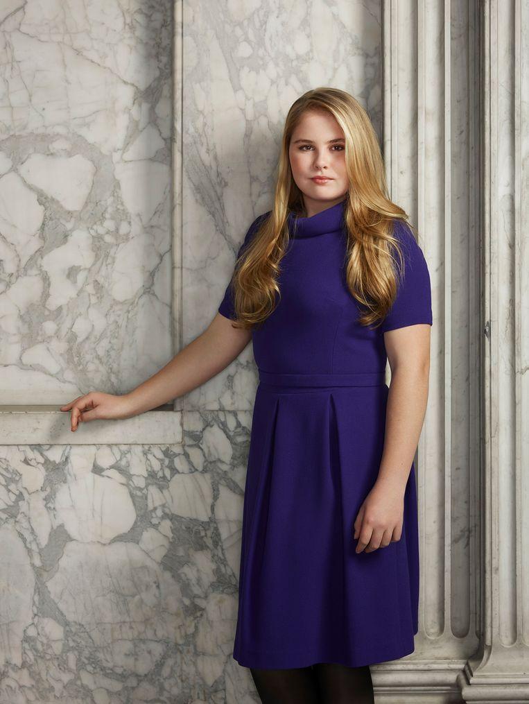 Prinses Amalia Beeld RVD - Erwin Olaf