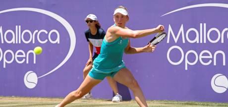 Elise Mertens élimine la finaliste de Roland-Garros et rejoint les huitièmes de finale d'Eastbourne