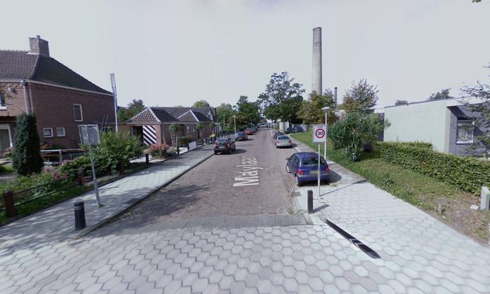 De Maylaan in Waalwijk.