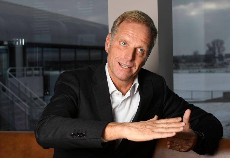 Peter Bossaert, de CEO van de bond, is betrokken bij het initiatief.