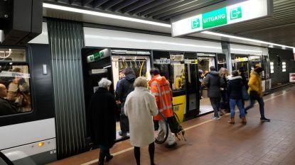 Stoppen binnenkort meerdere trams tegelijk in metro?