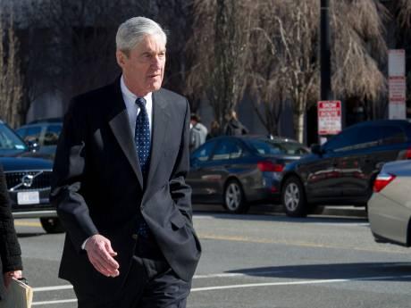 Mueller: Trump werkte niet samen met Rusland