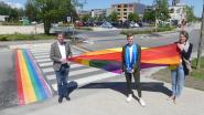 Deinze legt 'gaybrapad' aan in Brielstraat