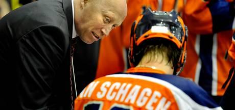 Doug Mason wordt weer bondscoach van ijshockeyers