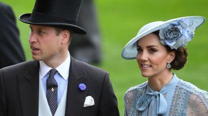 """Escorte van Prins William rijdt bejaarde vrouw aan: """"Will en Kate zijn geschokt"""""""