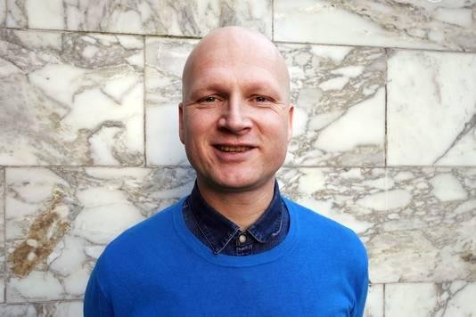Journalist Marcel Wijnstekers.
