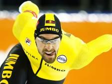 Nuis profiteert met nationale titel sprint van valpartij Mulder