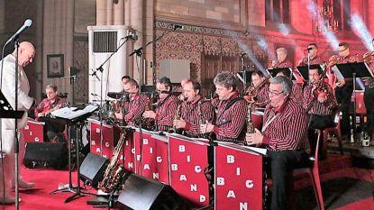 ADM Big Band laat het zaterdag zomeren in zaal De Kring in Lembeek