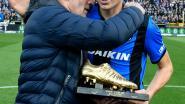 Vader Vanaken mag Gouden Schoen overhandigen