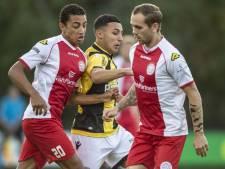 Jong Vitesse verschalkt koploper IJsselmeervogels