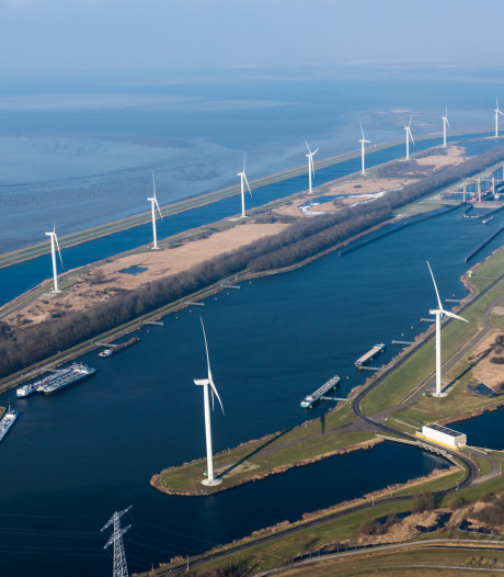 Tholen houdt hart vast voor meer windmolens bij gemeentegrenzen