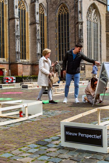 Gemeente Deventer wist vooraf niet van doodskisten op Grote Kerkhof