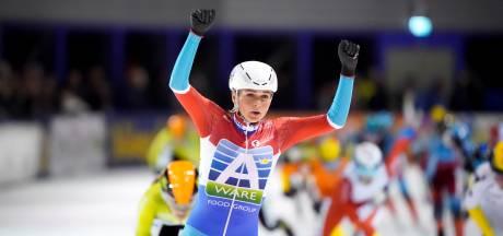 Bart de Vries en Irene Schouten winnen marathon in Alkmaar