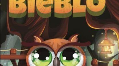 Puurse bib helpt kinderen de juiste boeken kiezen met 'Bieblo'