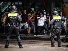 Man (61) langer in voorarrest na ongeregeldheden bij verboden demonstratie