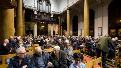 Wéér commotie over Sint-Margarethakerk