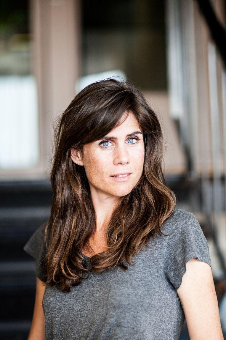 Alexandra Broeder, een van de winnaars van de Gieskes-Strijbis Podiumprijs. Beeld Kamerich & Budwilowitz/EYES2