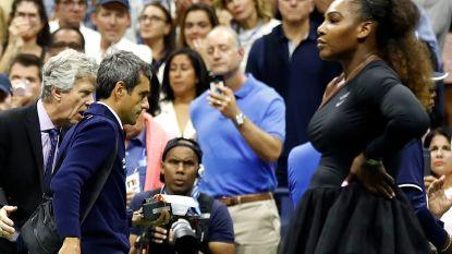 """Internationale Tennisfederatie steunt umpire Ramos: """"Beslissingen waren in overeenstemming met de reglementen"""""""