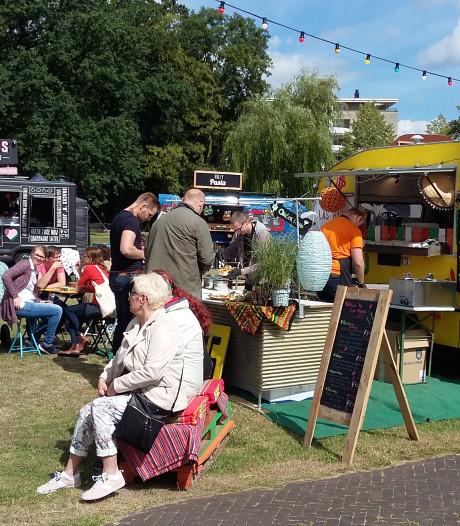 Foodfestival TREK opnieuw groot succes in Enschede