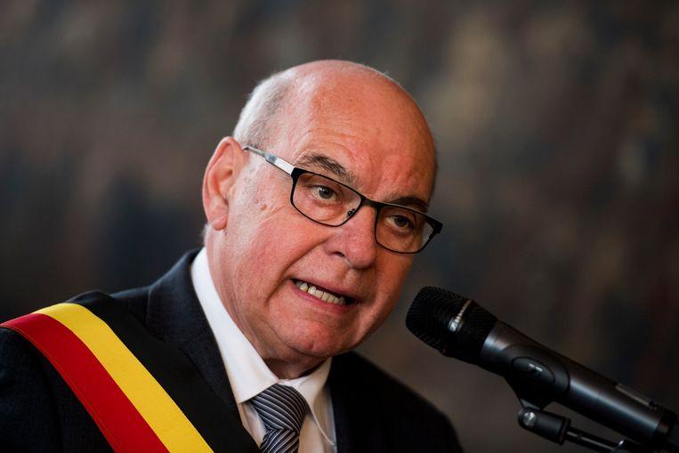 Gents burgemeester Daniel Termont.