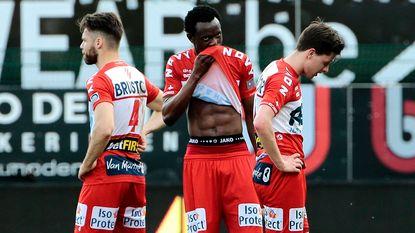VIDEO: KV Kortrijk vlot voorbij Charleroi, maar blijft toch met lege handen achter