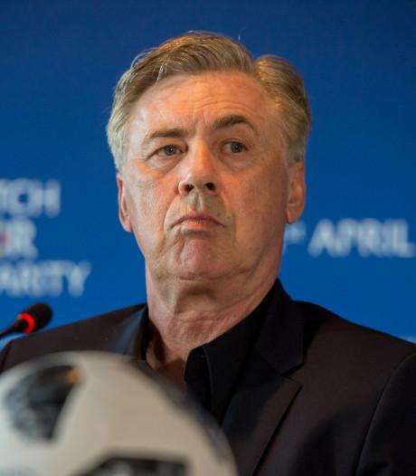 'Ancelotti belangrijkste kandidaat om bondscoach Italië te worden'