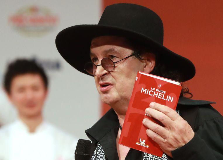 De Franse chef Marc Veyrat.