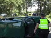 Gewonde bij botsing tussen bestelbus en personenauto in Terborg