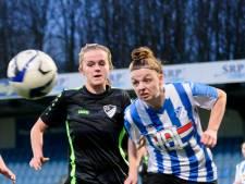 Vrouwen FC Eindhoven in extremis onderuit bij topformatie Saestum