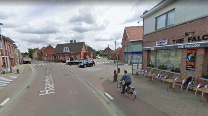 Kruispunt Velle-Veldstraat-Heistraat afgesloten van 8 tot 12 april