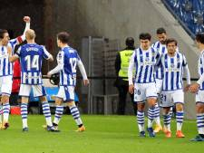 Real Sociedad neemt koppositie La Liga over van Real Madrid