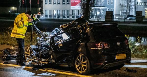 Ernstig ongeval op A73 bij Beuningen.
