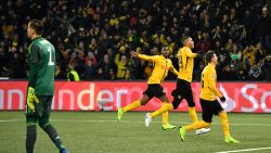 Groepswinnaar Juventus komt net niet weg bij Bern: Dybala ziet gelijkmaker in slotminuut afgekeurd