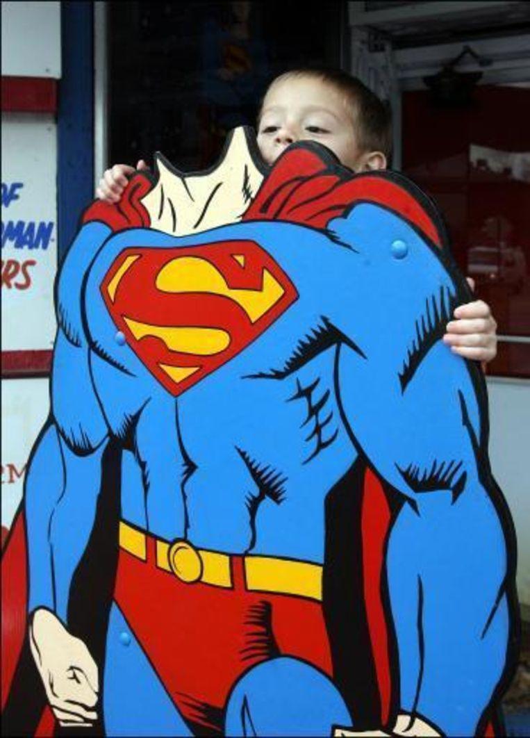 Deze strip lanceerde niet alleen Superman, maar ook het begrip 'superheld'.