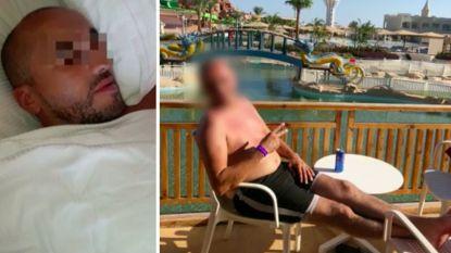 """""""Gezicht half verlamd"""": vakantie van Belg (40) draait uit op nachtmerrie na duikongeval"""