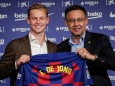 Barça-president verdedigt Valverde en bespreekt toekomst Messi