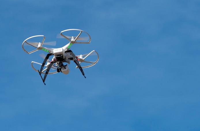 Tussen 12 en 23 september geldt in de regio's Arnhem, Ede en Nijmegen een vliegverbod voor drones.