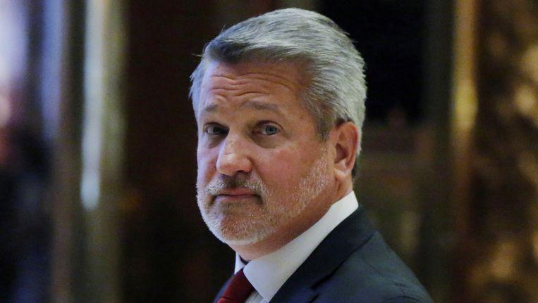 Bill Shine moet het veld ruimen nadat eerder al zijn baas, Fox-oprichter Robert Ailes moest vertrekken wegens beschuldigingen van seksueel misbruik.