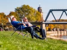 Nazomer in Oost-Nederland begint vanmiddag, zonovergoten weekend in aantocht