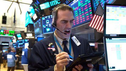 Techsector drukt Wall Street stevig in het rood